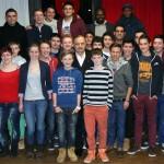 Anwärter-Lehrgang 2013 Gruppenfoto