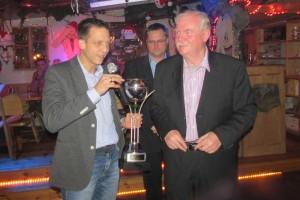 Mark Borsch Schiedsrichter des Jahres 2014