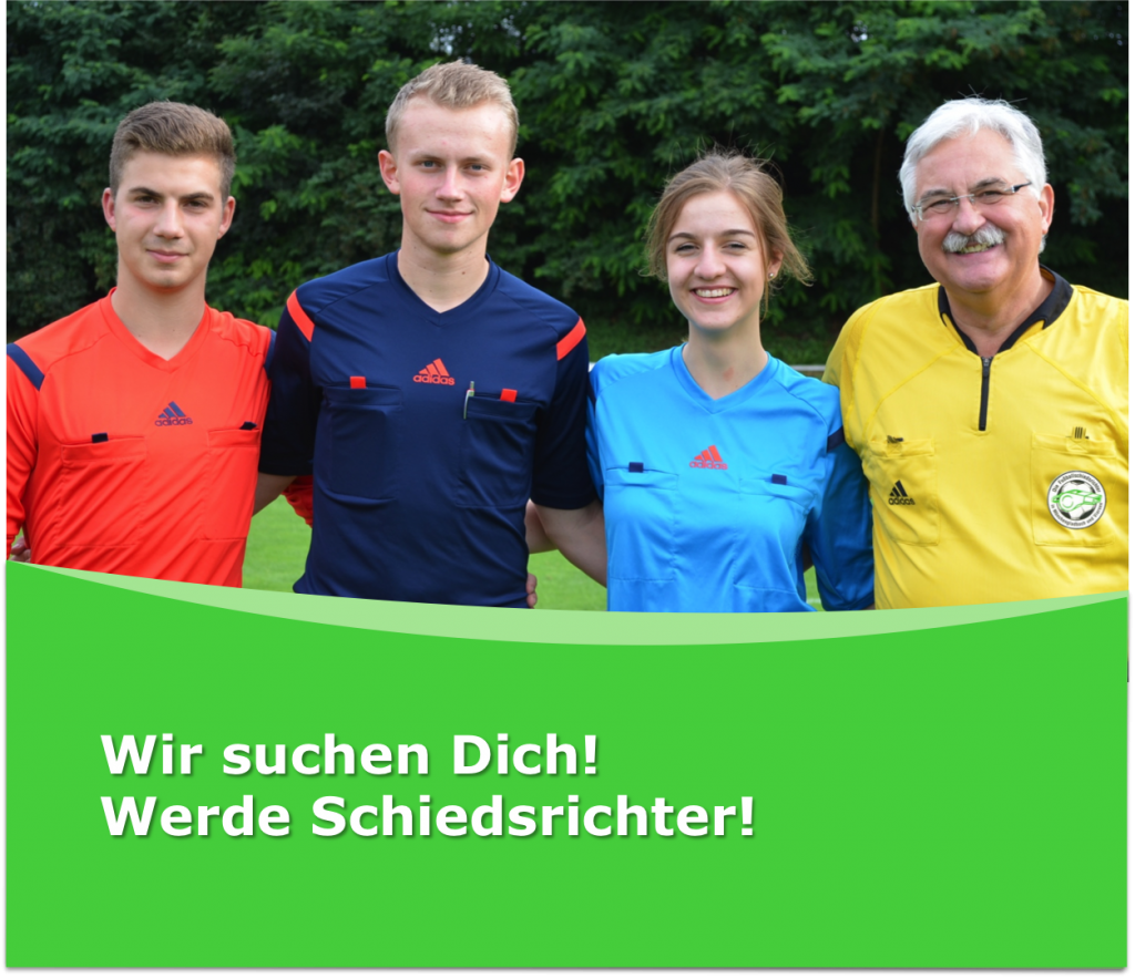 Fußballschiedsrichter in Mönchengladbach/Viersen
