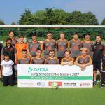 Das Jung-Schiedsrichter-Team aus Kreis 6 Kempen-Krefeld