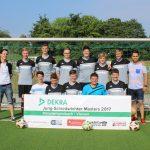 Die Jungschiedsrichter aus Kreis 5 Grevenbroich-Neuss